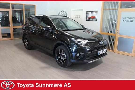 Toyota RAV4 Hybrid AWD Active Style **SJEKK KM** PRISGUNSTIG**HENGE  2017, 3600 km, kr 439000,-