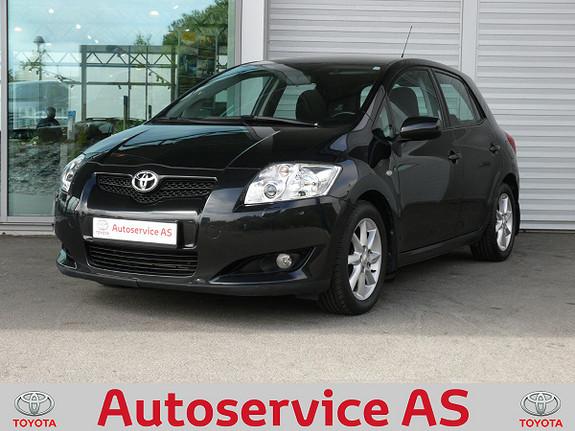 Toyota Auris 1,4 D-4D Sol MM  2007, 113000 km, kr 89000,-