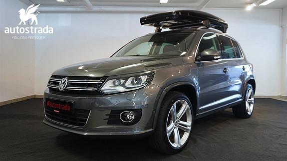 Volkswagen Tiguan 2.0 TDI Meget godt utstyrt Exclusive R-line