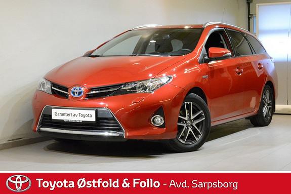 Toyota Auris Touring Sports 1,8 Hybrid Active+  2015, 35900 km, kr 218000,-