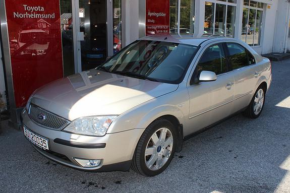 Ford Mondeo 2.0 TDCI GHIA  116hk  2005, 239500 km, kr 19900,-