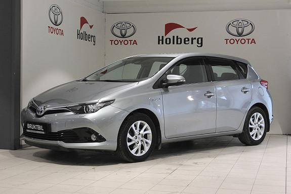 Toyota Auris 1,8 Hybrid E-CVT Active Safety Sense, Ryggekamera, DAB+  2016, 45800 km, kr 239000,-
