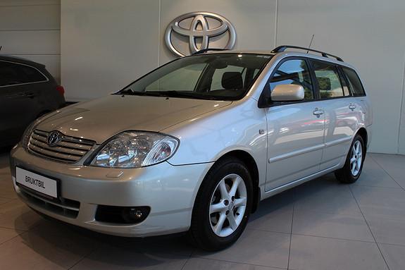 Toyota Corolla 1.4 D-4D Sol  2007, 172817 km, kr 57000,-