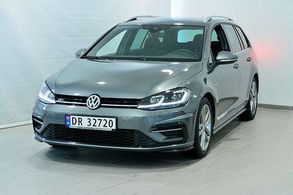 Volkswagen Golf STV 150 TSI DSG HIGHLINE  2018, 17000 km, kr 399000,-