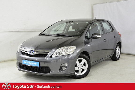 Toyota Auris 1,8 Hybrid Advance HSD  2012, 74000 km, kr 139000,-