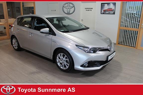 Toyota Auris 1,8 Hybrid E-CVT Active Go navi **VELHOLDT**DAB+ RADIO*  2016, 45162 km, kr 229000,-