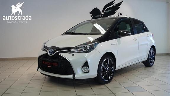 Toyota Yaris 1.5 VVT-I ACTIVE HYBRID Meget velholdt
