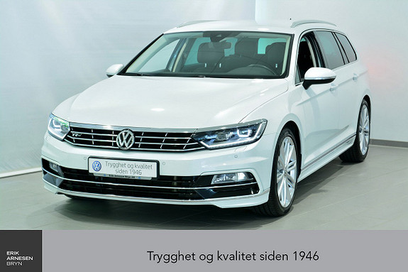 Volkswagen Passat 2,0 TDI 150hk Highline DSG  2016, 39700 km, kr 359000,-
