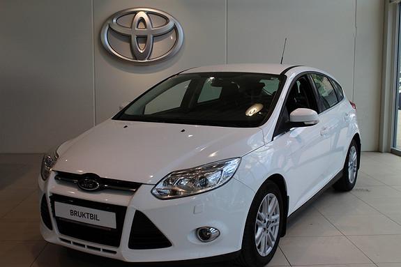 Ford Focus 1.6TDCi Titanium  2012, 154168 km, kr 97000,-