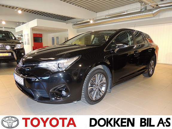 Toyota Avensis Touring Sports 1,6 D-4D Active  2015, 45 084 km, kr 219 000,-