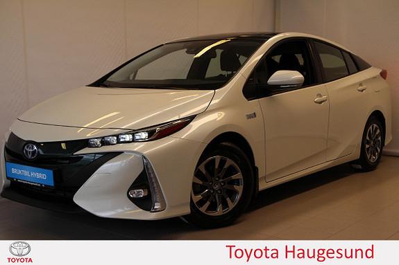 Toyota Prius Plug-in Hybrid 1,8 VVT-i Solar PHV 63 KM ELDRIFT, Navi, kamera, Tectyl  2017, 10035 km, kr 299000,-