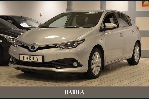 Toyota Auris 1,8 Hybrid E-CVT Style  2016, 35312 km, kr 239000,-