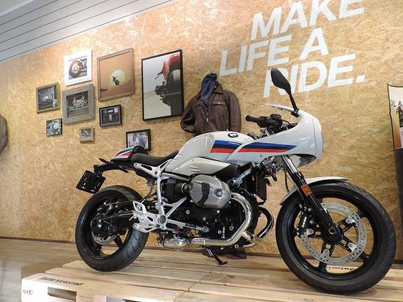 Bilbilde: BMW R nineT Racer