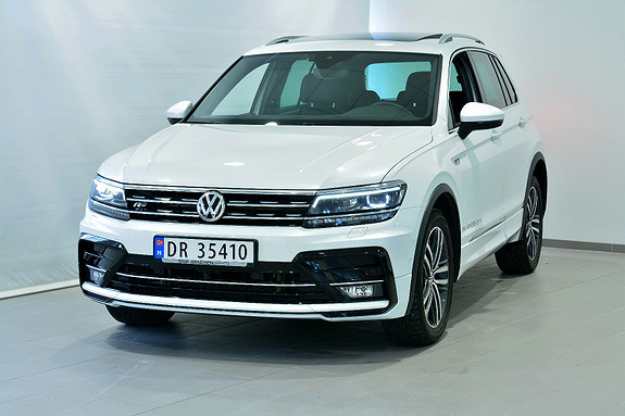 Volkswagen Tiguan HIGHLINE 150 TDI 4M DSG  2018, 11000 km, kr 569000,-