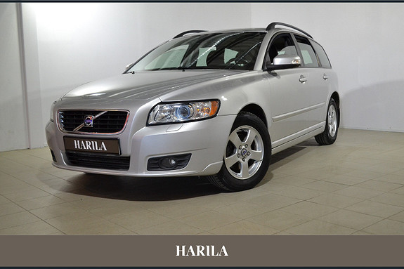 Volvo V50 1,6 D DRIVe Momentum  2009, 142267 km, kr 99000,-