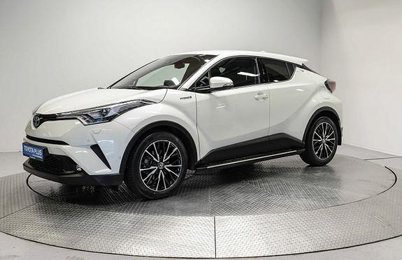 Toyota C-HR 1,8 WT-i Hybrid Supreme Tech Skinn, JBL, NAVI, +++  2017, 17200 km, kr 329000,-
