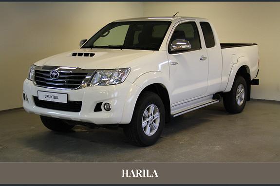 Toyota HiLux D-4D 144hk Extra Cab 4WD SR  2014, 35277 km, kr 279000,-