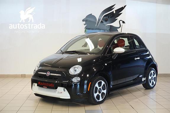 Fiat 500 100%Elektrisk 0%EK 1.793,-pr mnd