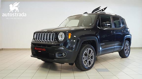 Jeep Renegade 2.0 D  LONGITUDE