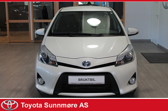 Toyota Yaris 1,5 Hybrid Style