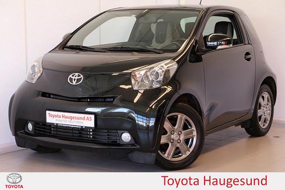 Toyota IQ 1,0VVT-i Aut. iQ2  2010, 42961 km, kr 85000,-