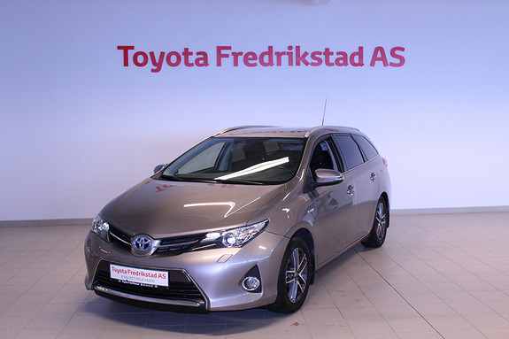 Toyota Auris Touring Sports 1,8 Hybrid Active+  2015, 40200 km, kr 219000,-