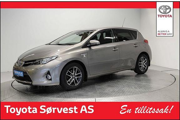Toyota Auris 1,8 Hybrid E-CVT Active+  2015, 33000 km, kr 209000,-