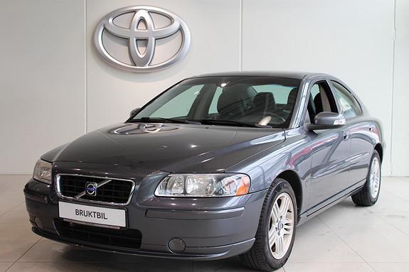 Volvo S60 2.4 185Hk  2006, 154274 km, kr 89000,-