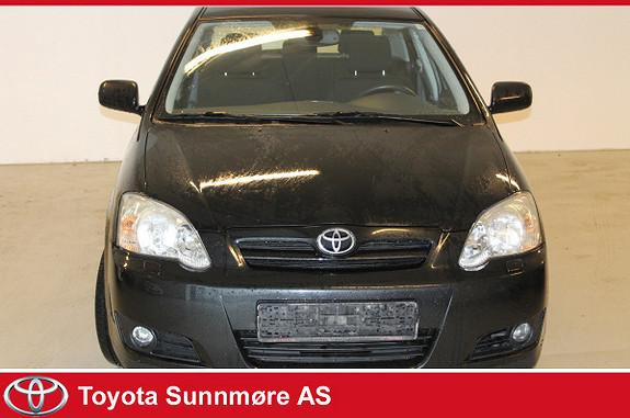 Toyota Corolla 1,4 D-4D Sol  2006, 247107 km, kr 10594,-