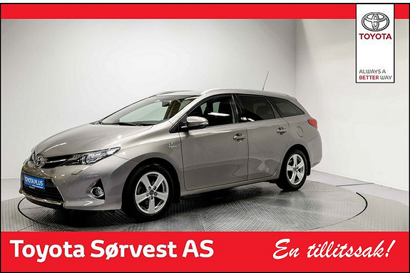 Toyota Auris Touring Sports 1,8 Hybrid Active+  2015, 61 770 km, kr 219 000,-