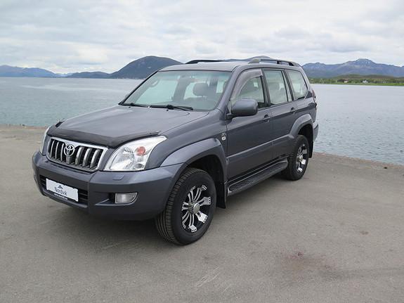 Toyota Land Cruiser 3,0 D-4D 8 seter  2007, 241305 km, kr 315000,-