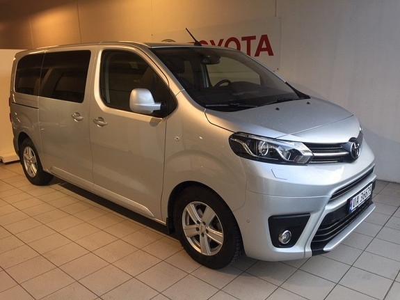Toyota Proace Verso Executive family 8s medium  2017, 20000 km, kr 639000,-