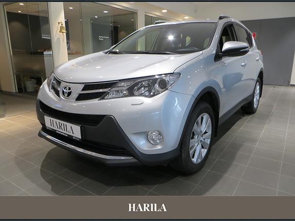 Toyota RAV4 2,2 D-4D 4WD Active  2013, 49271 km, kr 309000,-