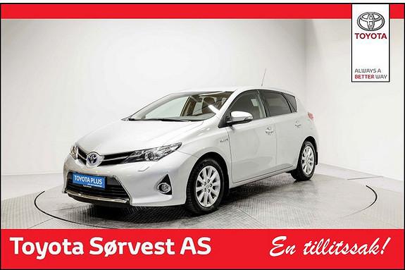 Toyota Auris 1,8 Hybrid E-CVT Active+  2015, 43254 km, kr 199000,-