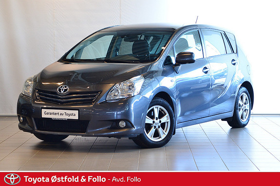 Toyota Verso 2,0 D-4D Executive 7 seter  2010, 126892 km, kr 129000,-