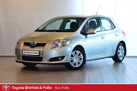 Toyota Auris 1,4 VVT-i Sol  2007, 71000 km, kr 89000,-