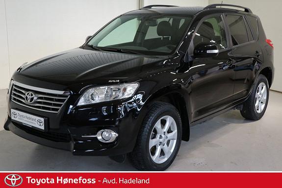 Toyota RAV4 2,2 D-4D Vanguard Executive 150 HK Hengerfeste(2000kg)  2012, 109000 km, kr 214000,-