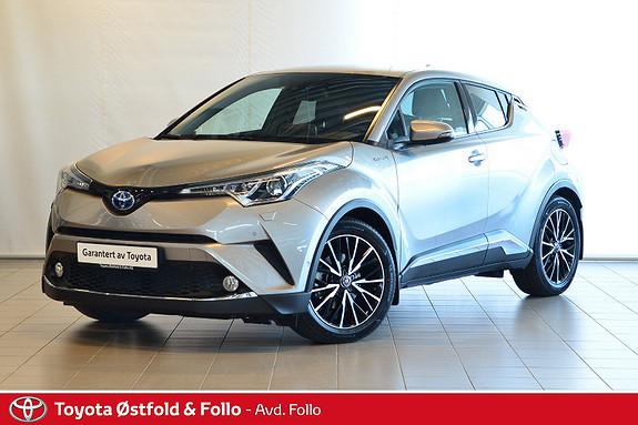 Toyota C-HR 1,8i Hybrid Supreme  2017, 16325 km, kr 329000,-