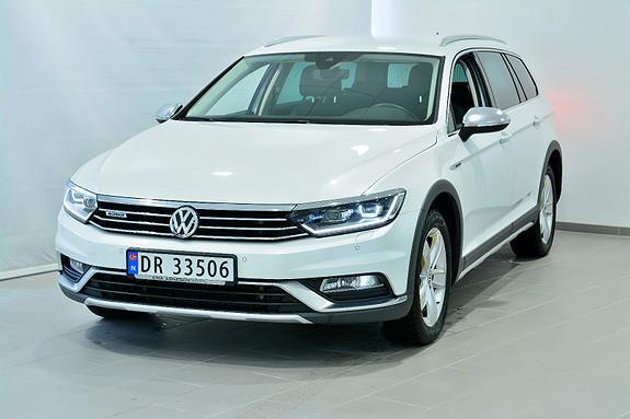 Volkswagen Passat Alltrack ALLTRACK 190 TDI DSG4M  2018, 28200 km, kr 559000,-
