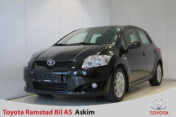 Toyota Auris 1,4 D-4D Sol  2008, 146000 km, kr 59000,-