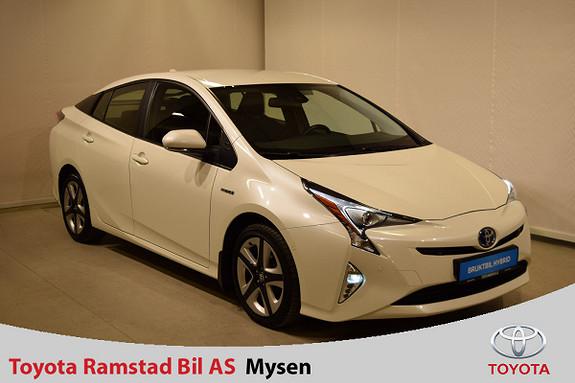 Toyota Prius 1,8 VVT-i Hybrid Executive , meget velholdt og pen,  2016, 31500 km, kr 285000,-