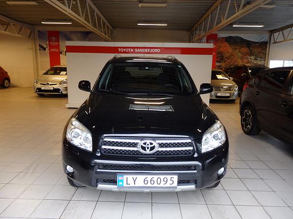 Toyota RAV4 2.2D-4D DPF CROSS SPORT  2008, 116000 km, kr 139000,-