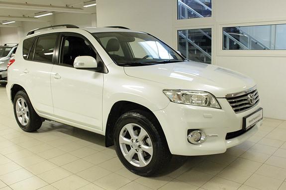 Toyota RAV4 2,0 VVT-i Vanguard Exec.M-drive S  2011, 99500 km, kr 229000,-