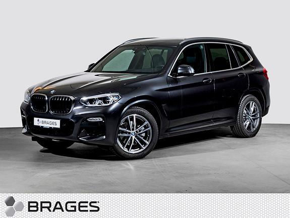 BMW X3 xDrive20d aut Webasto /Krok /Navi Pro /Head Up / Hifi  2018, 2400 km, kr 759000,-