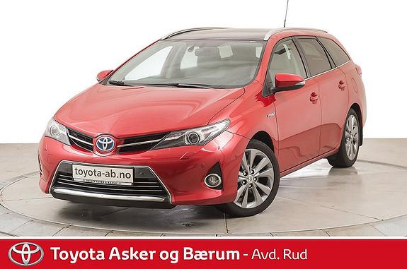 Toyota Auris 1,8 Hybrid E-CVT Executive  2013, 36700 km, kr 209000,-