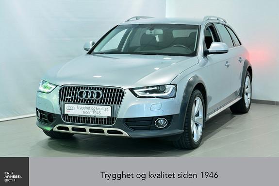 Audi A4 allroad 2.0 TDI 177hk quattro S tronic  2015, 45990 km, kr 389000,-