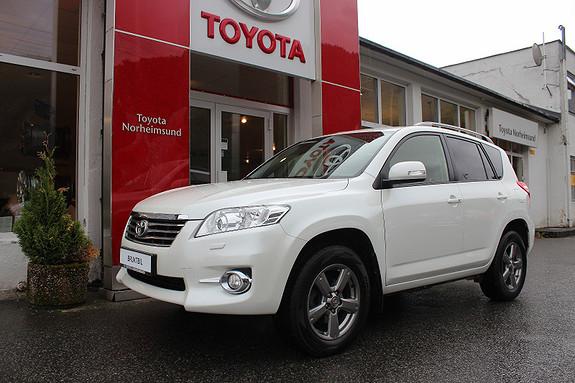 Toyota RAV4 2.2 D-4D 150hk Executive, TECTYL, 1 EIGAR, NORSK BIL  2013, 42500 km, kr 249900,-