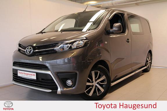 Toyota Proace 1,6 D 115 Basic L1H1  2016, 18136 km, kr 219000,-