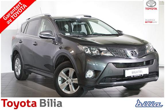 Toyota RAV4 2,0 D-4D 2WD Active  2013, 76661 km, kr 215000,-