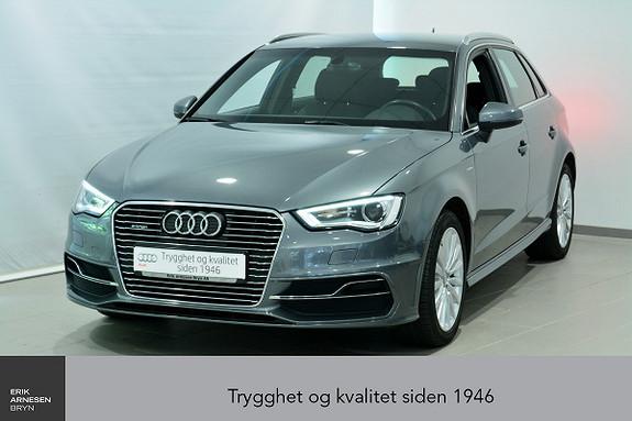 Audi A3 Sportback 1,4 TFSI Ambition Plug-in hybrid  2015, 48500 km, kr 259000,-